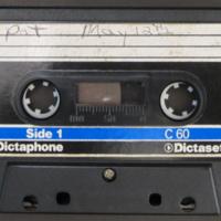 Pat G., May 21, 19?? (Tape 1)
